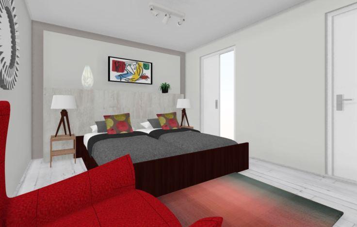 3d Bedroom 2